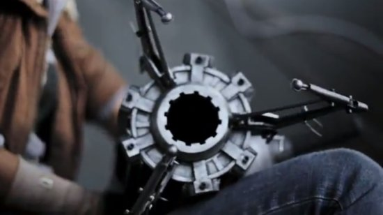 Gravity Gun From Half-Life 2