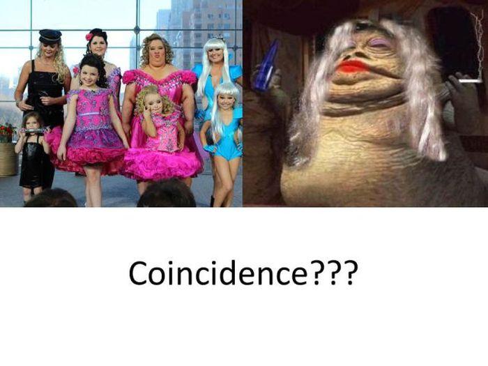 Coincidences. Part 2 (41 pics)