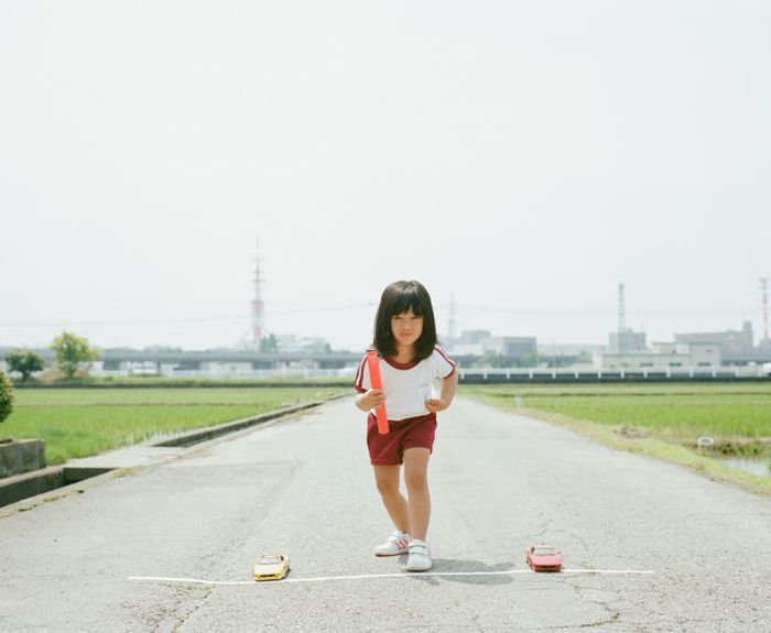 Little Girl Photo Project (20 pics)