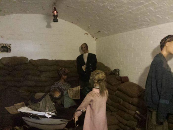 Fort Paull Museum (30 pics)