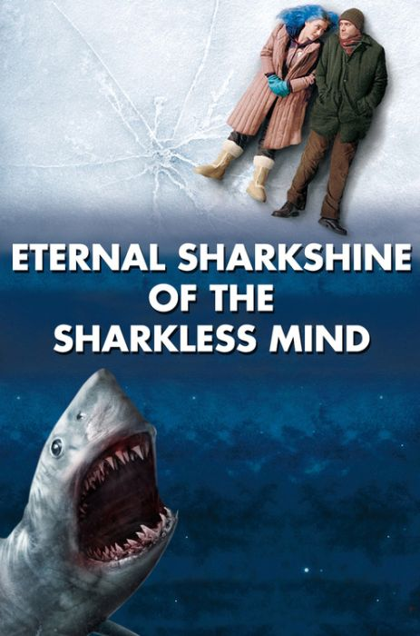 Every Movie Can Be a Shark Movie (24 pics)