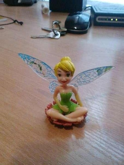 Fairy with a Secret (3 pics)