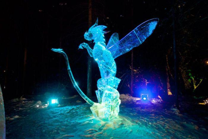 The World Ice Art Championship (25 pics)