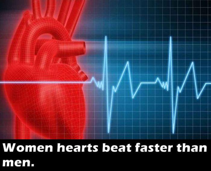 Surprising Health Facts (23 pics)