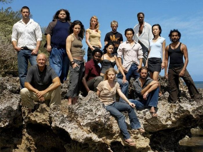 "The Actors from the ""Lost"" Then and Now (13 pics)"