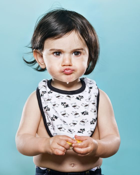 Babies vs Lemon (18 pics)