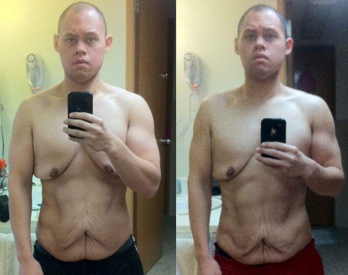 Now He Looks Even Worse (4 pics)