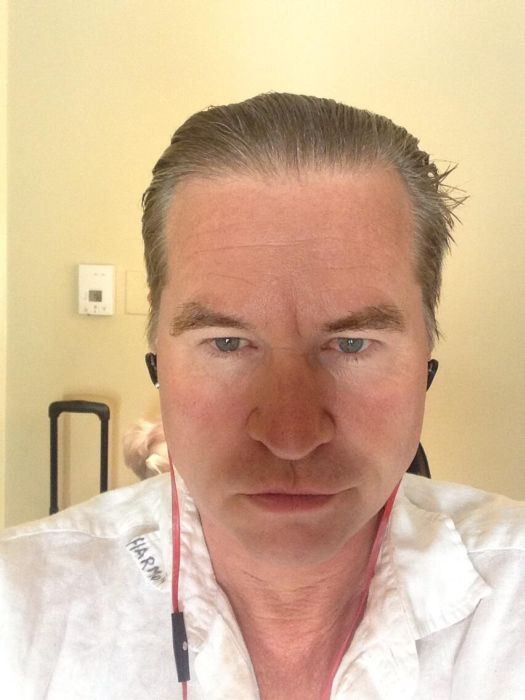 Val Kilmer's Transformation into Mark Twain (28 pics)