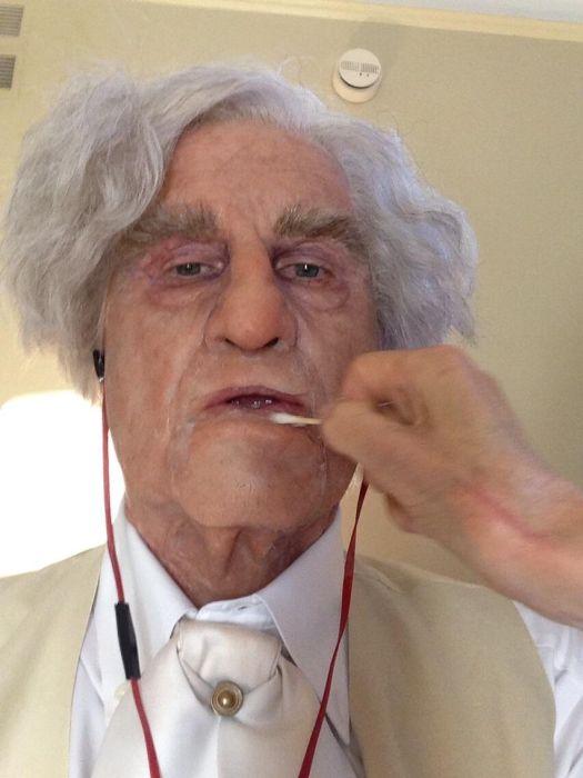 Val Kilmer's Transformation into Mark Twain (28 pics)