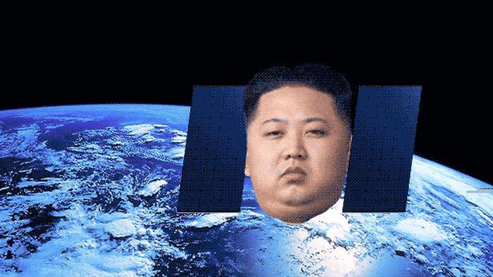 Funny Kim Jong Un GIFs (29 gifs)