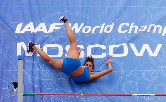 High Jump Landings (24 pics)