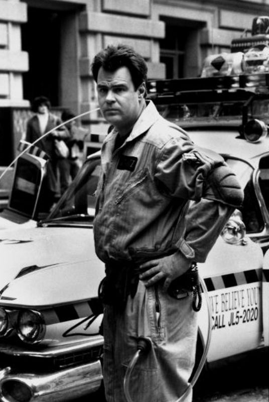 "Intersting Facts About The Movie ""Ghostbusters"" (24 pics)"