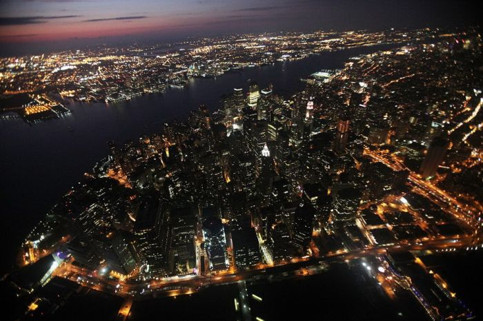 New York from Above (45 pics)