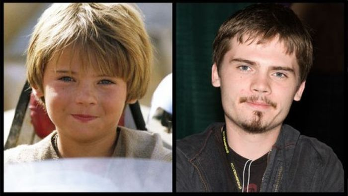 Star Wars Actors Then and Now (15 pics)