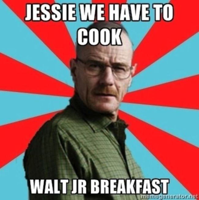Breaking Bad Memes and Gifs (40 pics)