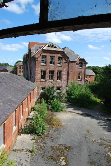 Whittingham Asylum, Preston, England (53 pics)