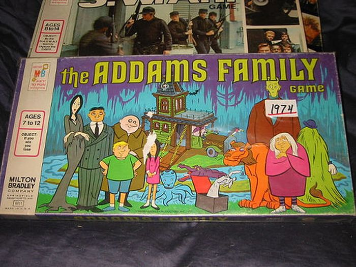 Board Games Based On Old TV Shows (58 pics)