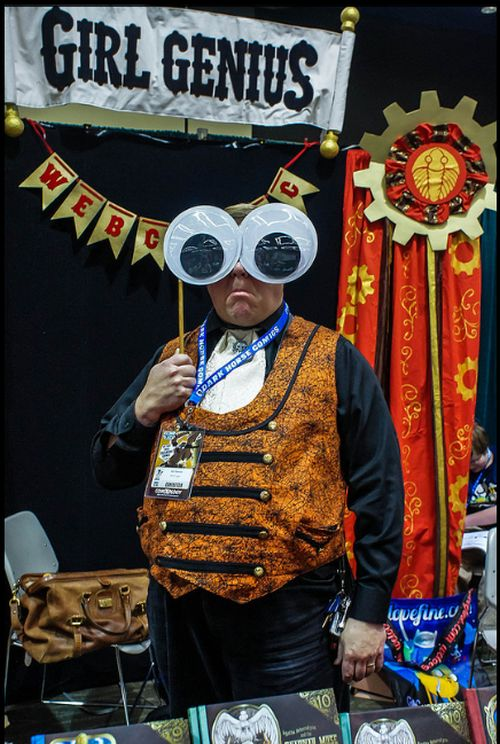 Cosplay with Giant Googly Eyes (33 pics)