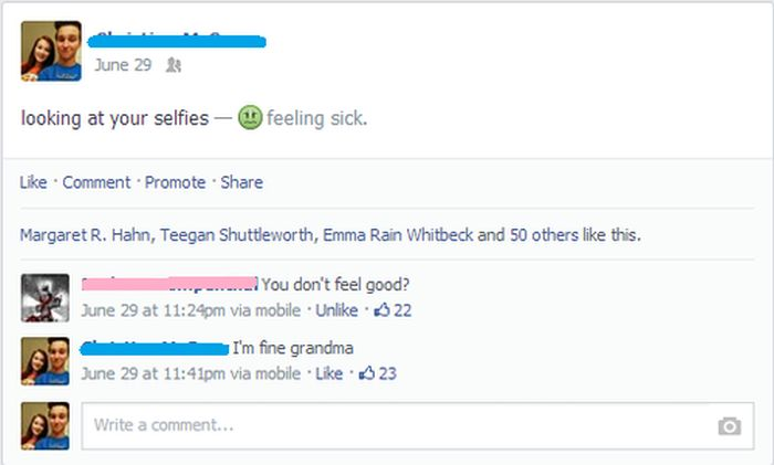 Funny Things on Facebook (33 pics)