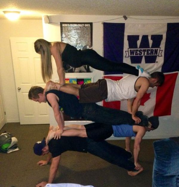 I Miss College. Part 9 (40 pics)