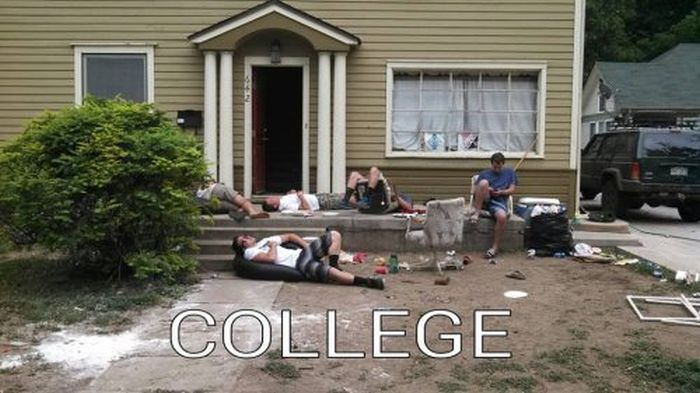 I Miss College. Part 9 (40 pics)