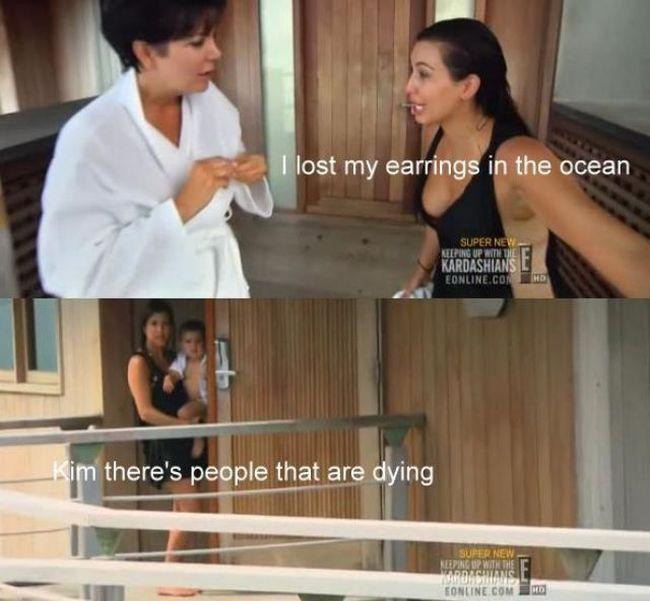 Kim Kardashian Crying (17 pics)