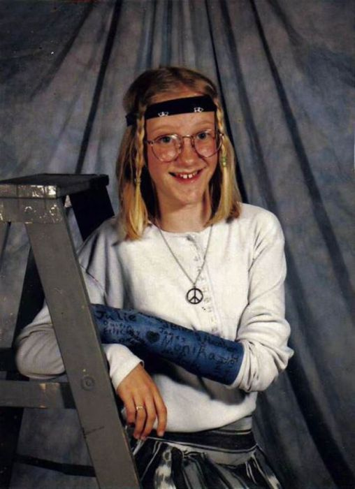 Hilarious School Photos (37 pics)