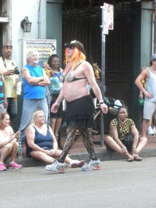 The Strangest Fashion Ever (62 pics)