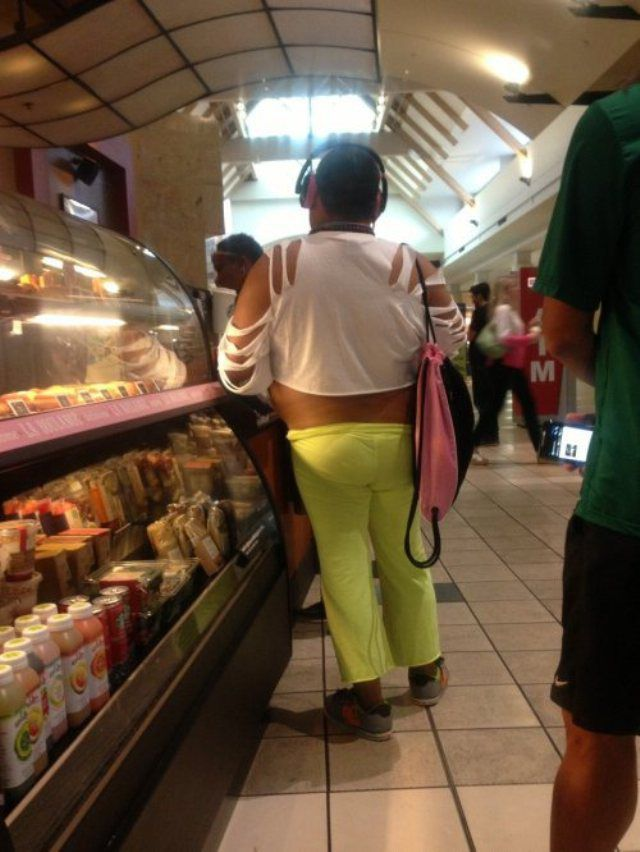 The Strangest Fashion Ever (62 pics)