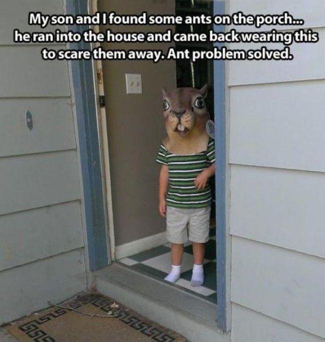 Funny Photos of Kids (21 pics)