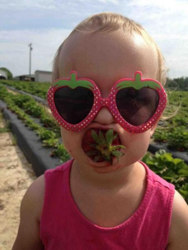 Funny Photos of Kids (21 pics)