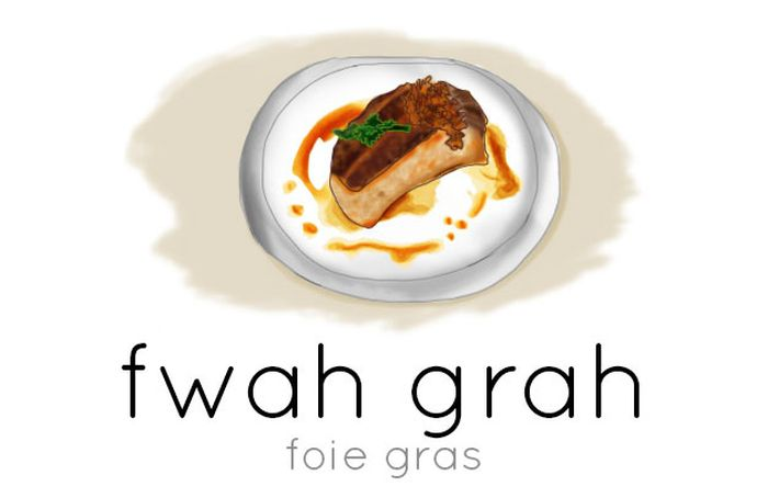How to Pronounce These Food Names Right (21 pics)