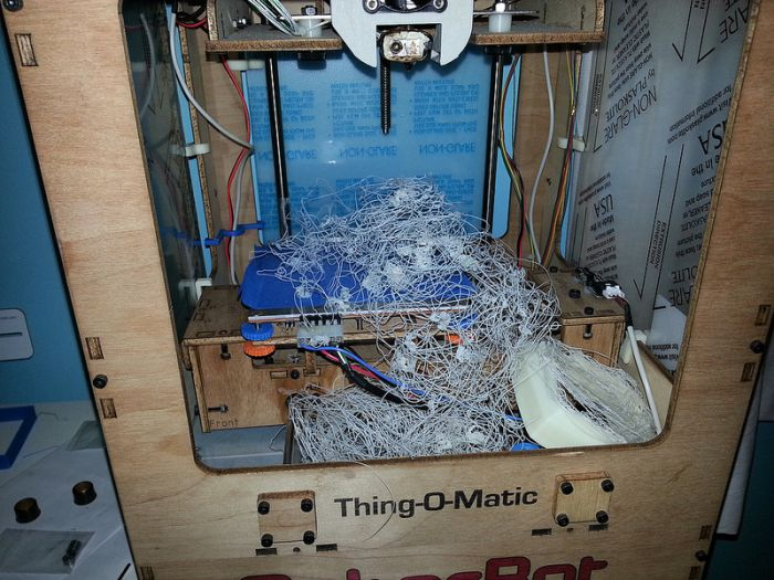 When 3D Printing Goes Wrong (25 pics)