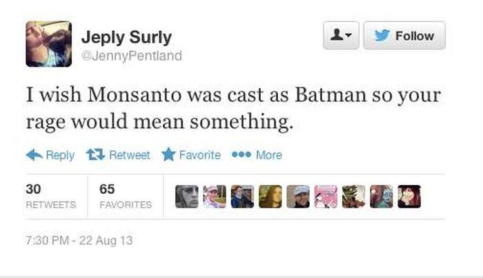 Reactions to Ben Affleck Being Cast as Batman (40 pics)
