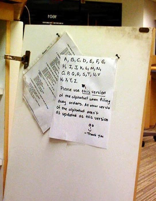 Passive-Agressive Office Notes (21 pics)