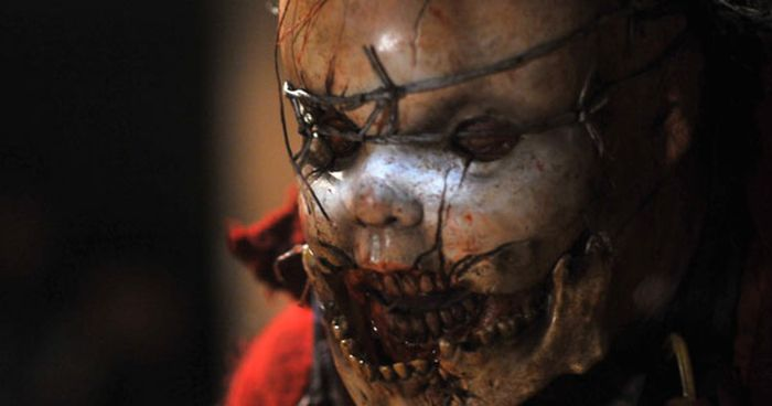 Scary Masks in Movies (25 pics)