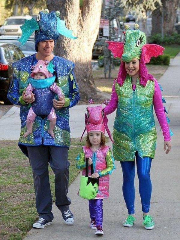 When Parents Are Really Cool (23 pics)