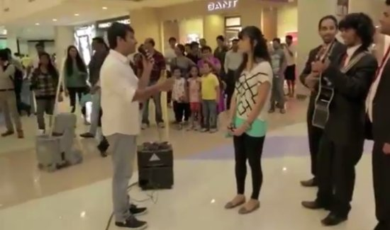 Romantic Marriage Proposal Gone Totally Wrong