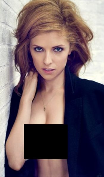 Anna Kendrick is Hot (3 pics)