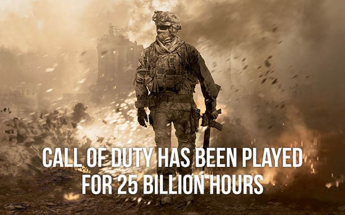 Facts about Call of Duty (10 pics)