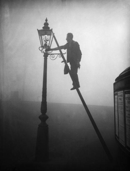 London Fog of 1952 (26 pics)