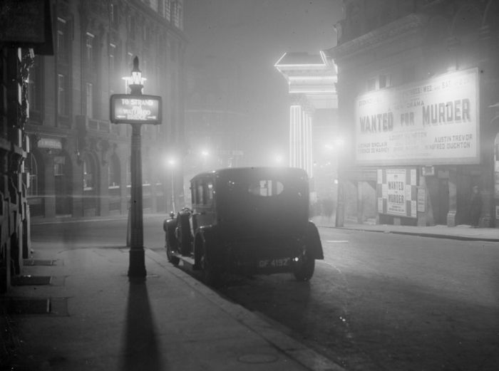 London Fog of 1952 (26 pics)