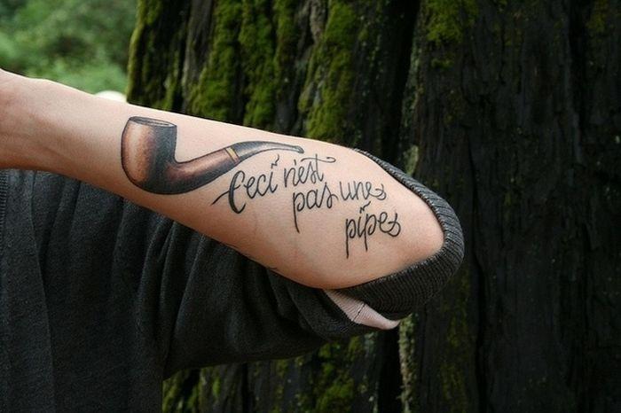 Art Tattoos (41 pics)