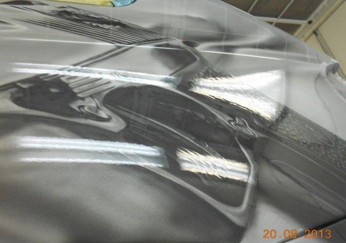 Car Painting (36 pics)
