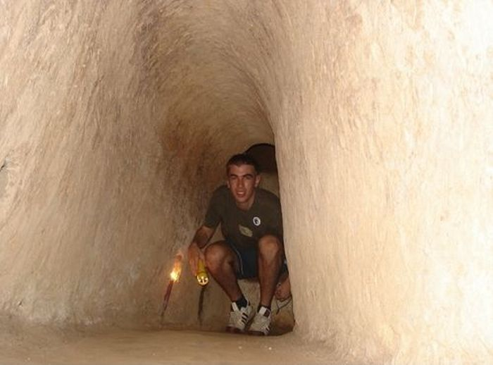 Cu Chi Tunnels (37 pics)