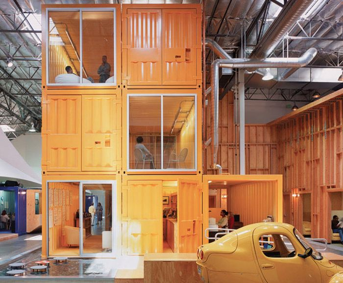 Great Offices Around the World (28 pics)