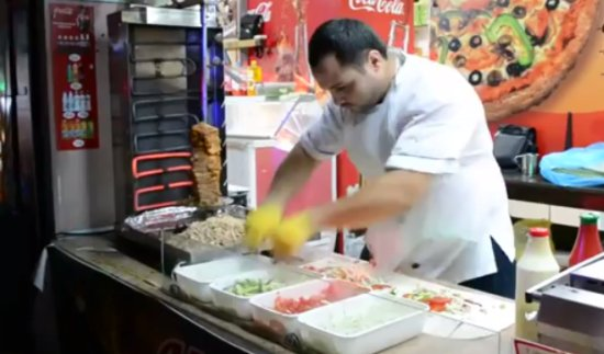 Making Kebab Like a Boss