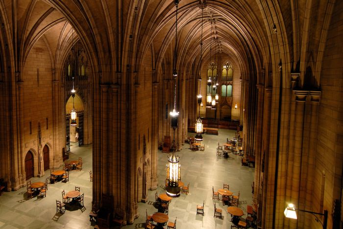 College Campuses That Looks Like Hogwarts (22 pics)