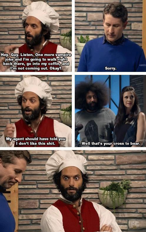 Funny TV and Movie Screencaps. Part 13 (40 pics)