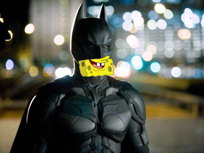If Other Celebrities Were Batman (14 pics)